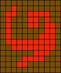 Alpha pattern #12583