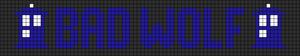 Alpha pattern #12589