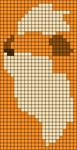 Alpha pattern #12604
