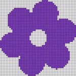 Alpha pattern #12612