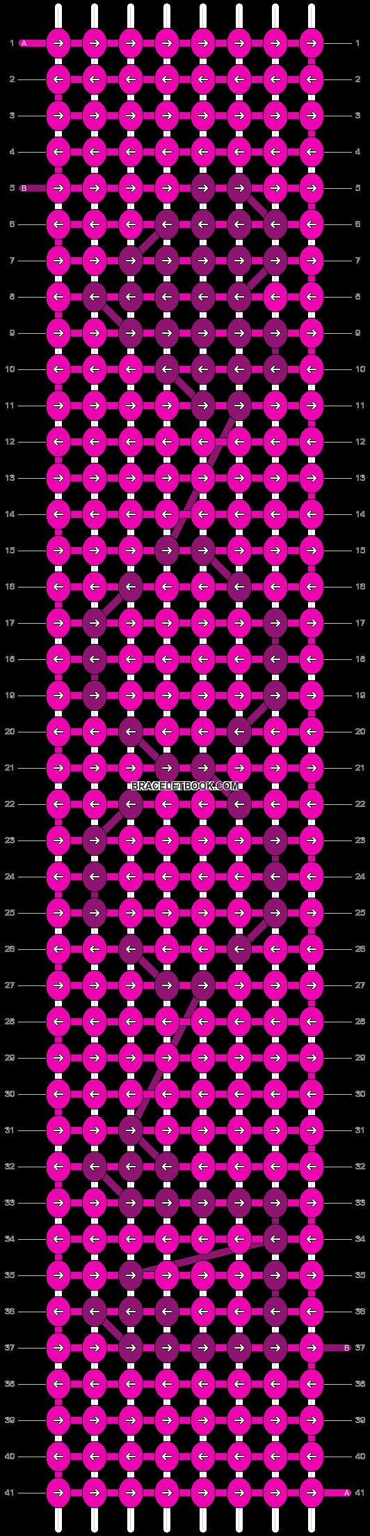 Alpha pattern #12614 pattern
