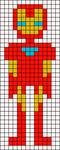 Alpha pattern #12630