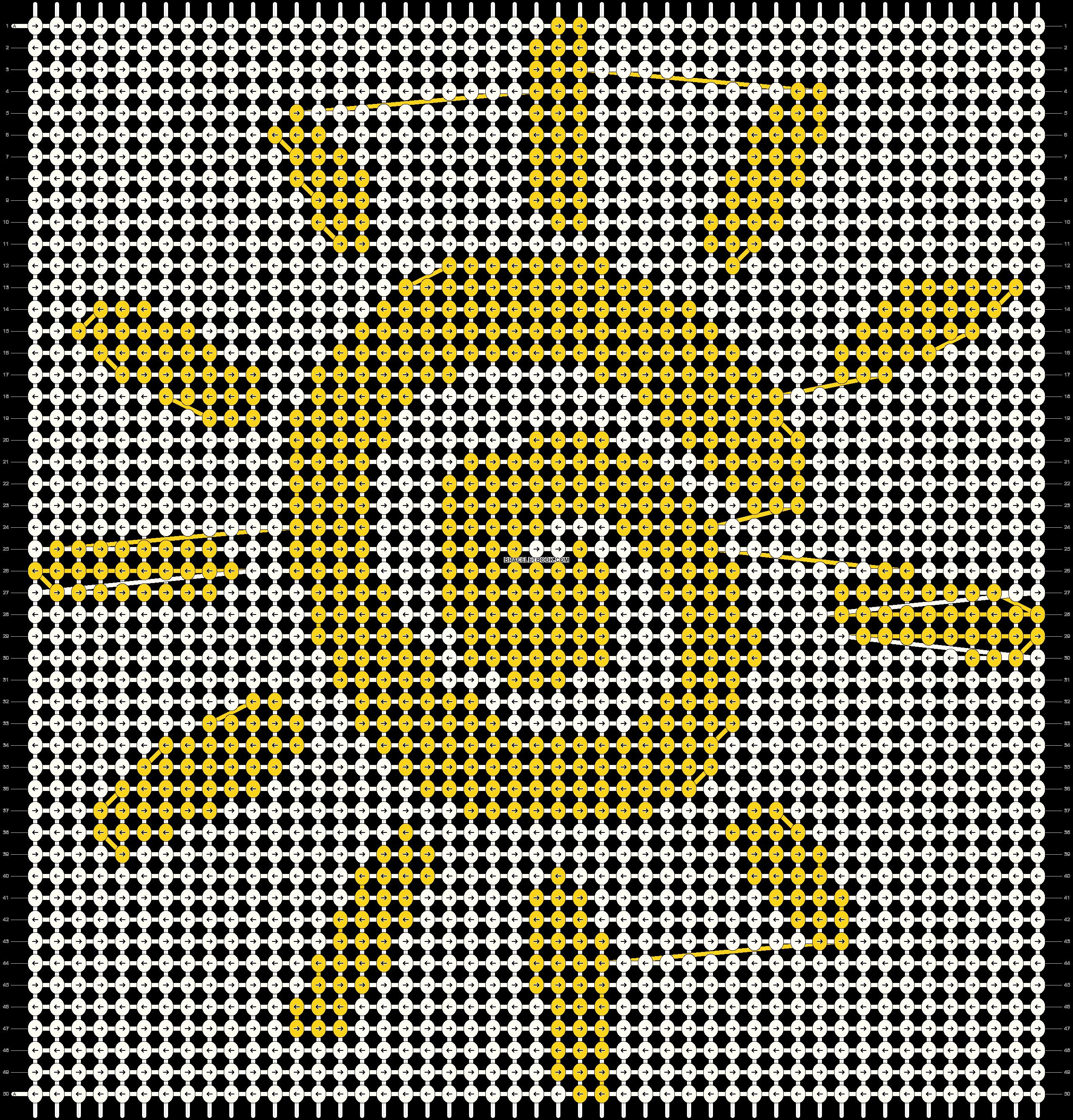 Alpha pattern #12631 pattern
