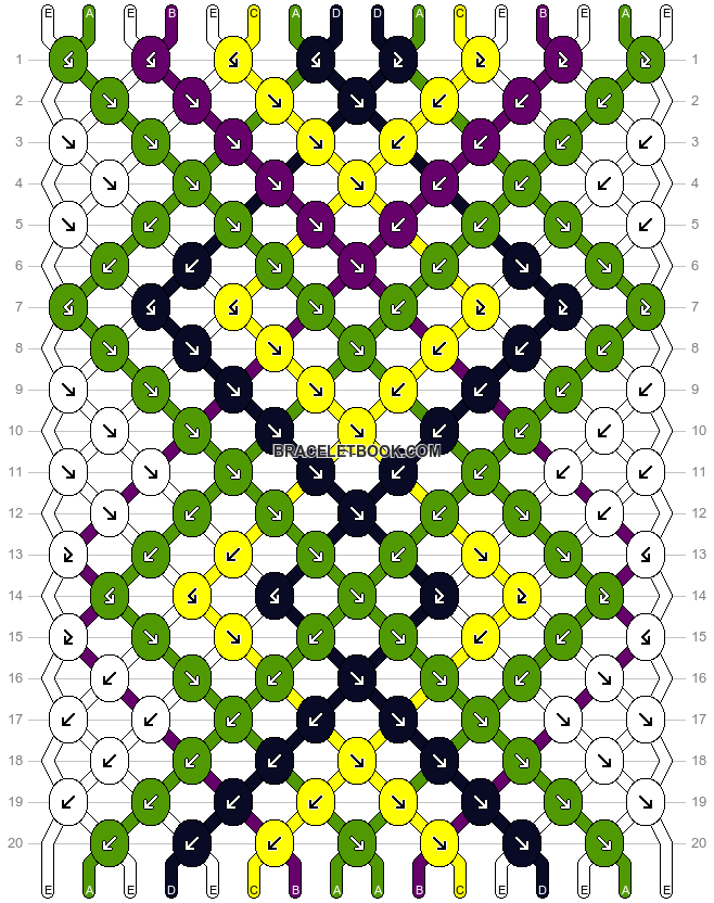 Normal pattern #12634 pattern