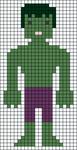 Alpha pattern #12641