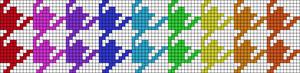 Alpha pattern #12645