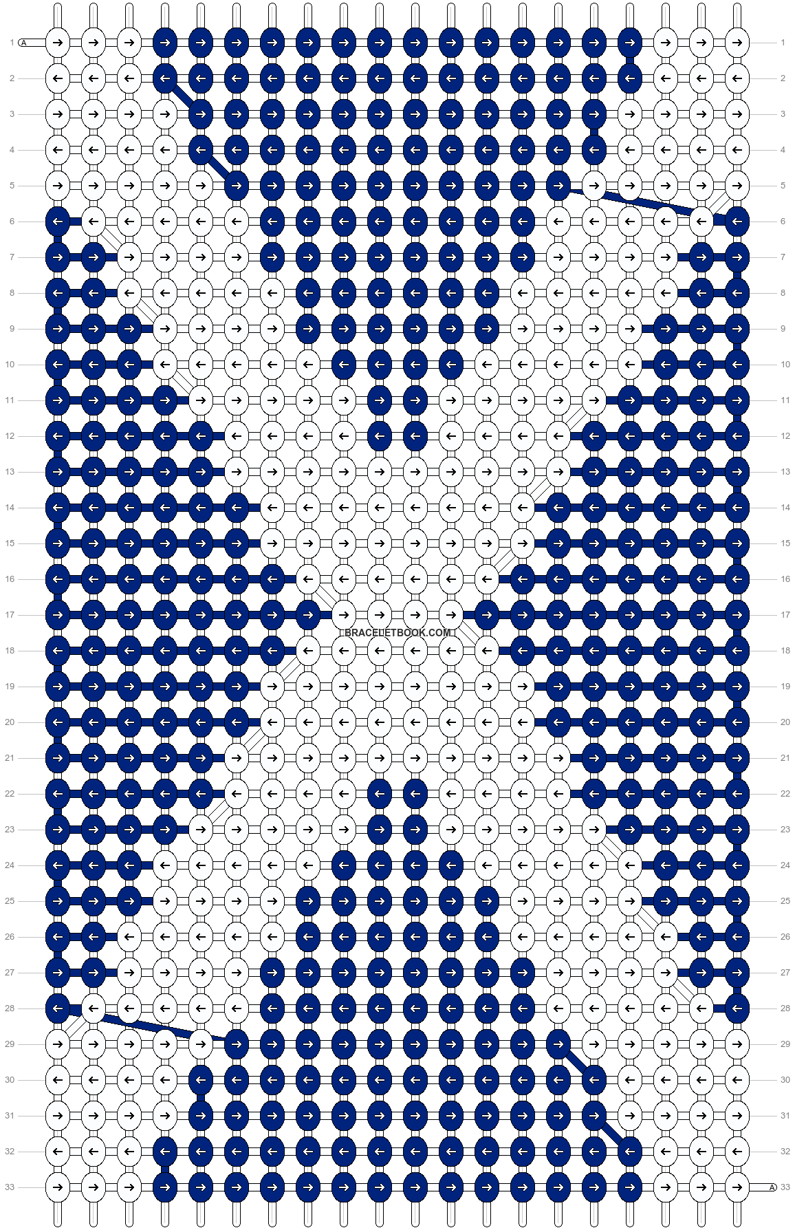 Alpha Pattern #12652 added by hamzter247