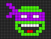 Alpha pattern #12659