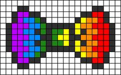 Alpha pattern #12702