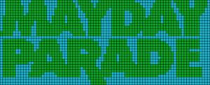 Alpha pattern #12704