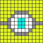Alpha pattern #12705