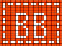 Alpha pattern #12706