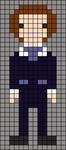 Alpha pattern #12716