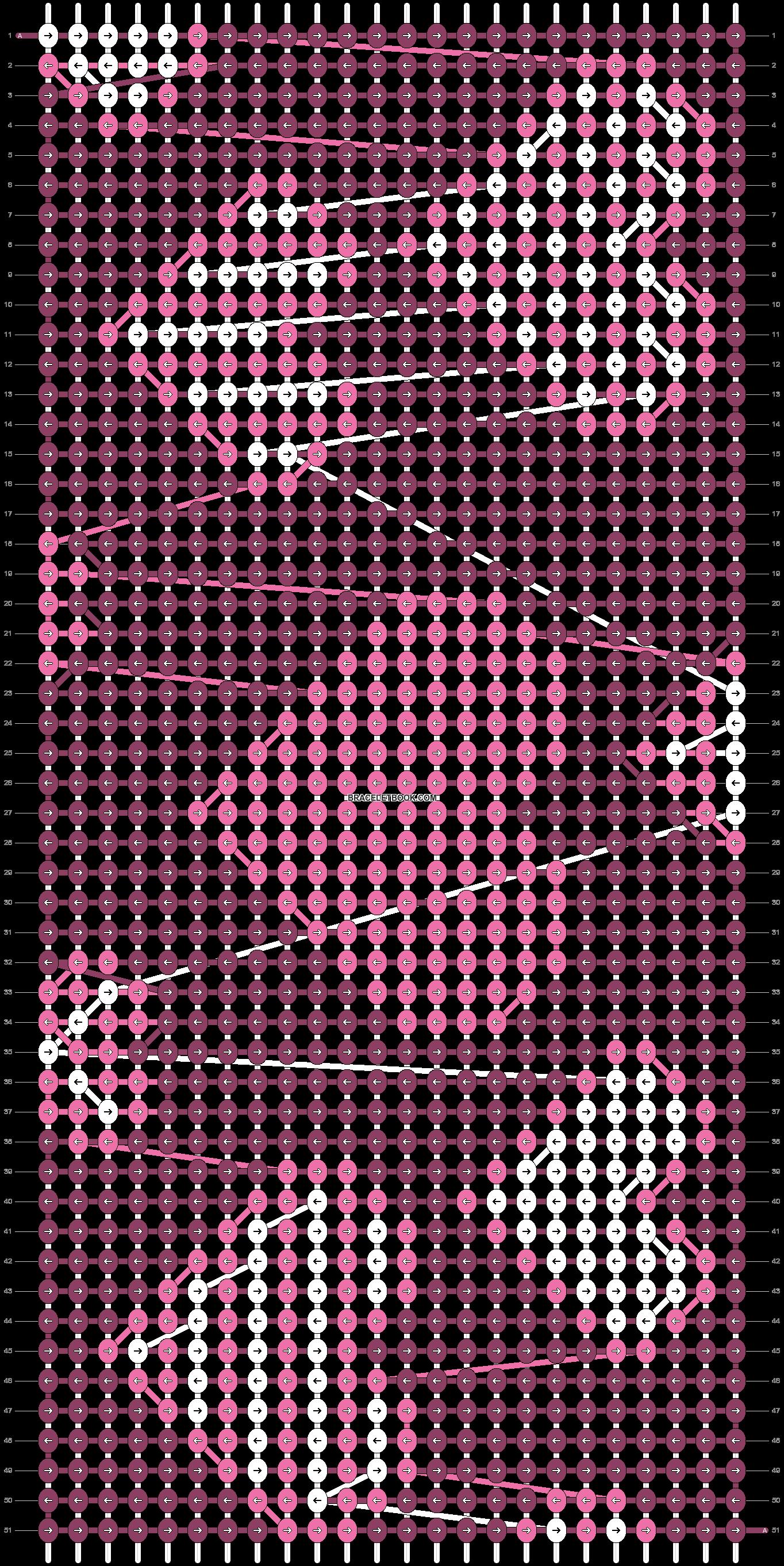 Alpha pattern #12719 pattern