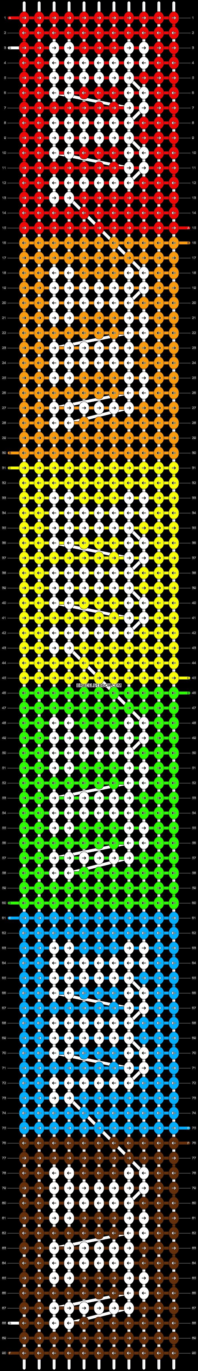 Alpha pattern #12723 pattern