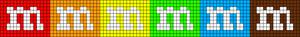 Alpha pattern #12723