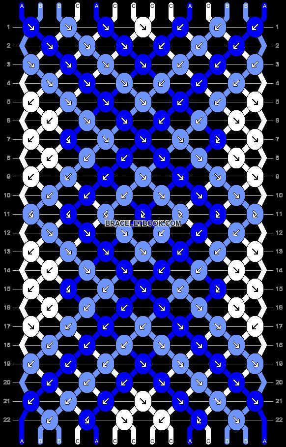 Normal pattern #12724 pattern