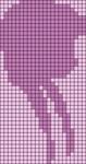 Alpha pattern #12738