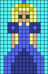 Alpha pattern #12747