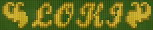 Alpha pattern #12749