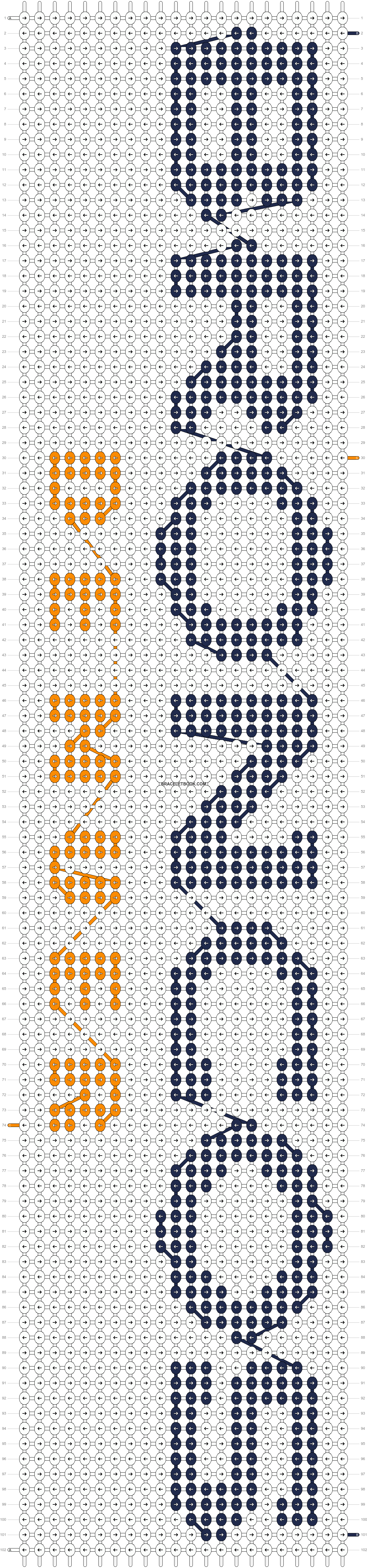 Alpha pattern #12759 pattern
