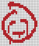 Alpha pattern #12761
