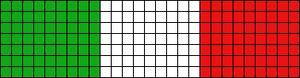 Alpha Friendship Bracelet Pattern #12762