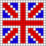 Alpha pattern #12763