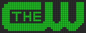 Alpha pattern #12768