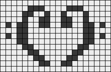Alpha pattern #12773