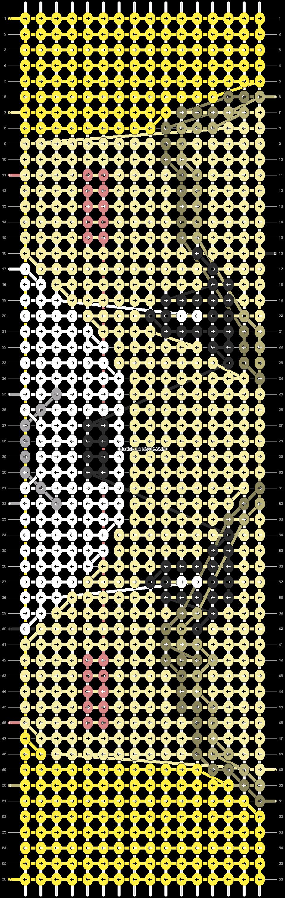 Alpha pattern #12774 pattern