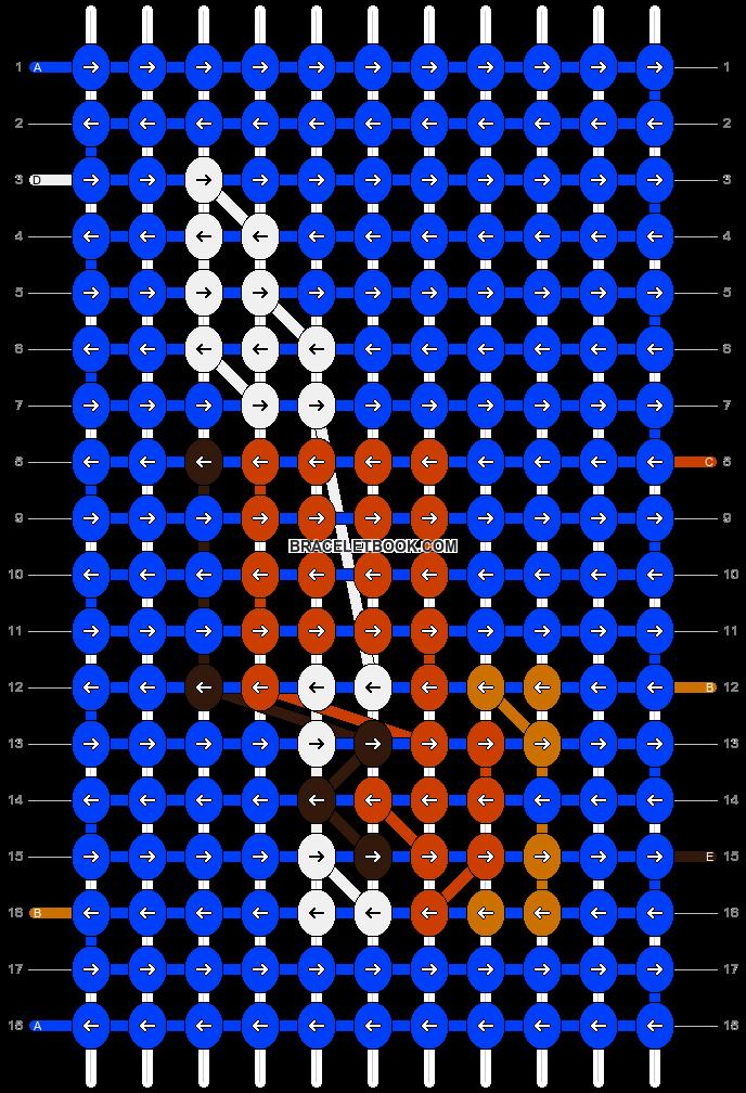 Alpha pattern #12776 pattern