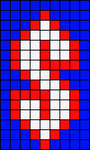 Alpha pattern #12779