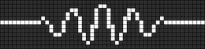 Alpha Friendship Bracelet Pattern #12780