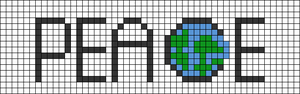 Alpha pattern #12784