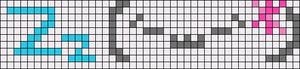 Alpha pattern #12795