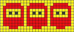 Alpha pattern #12798