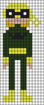 Alpha pattern #12805