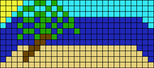 Alpha pattern #12807