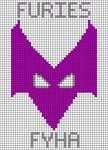 Alpha pattern #12808
