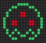 Alpha pattern #12814