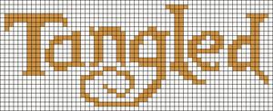 Alpha Friendship Bracelet Pattern #12820