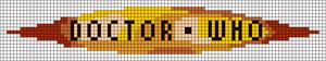 Alpha Friendship Bracelet Pattern #12825