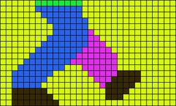 Alpha pattern #12831