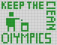 Alpha pattern #12838