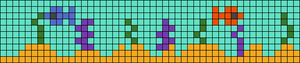Alpha pattern #12840