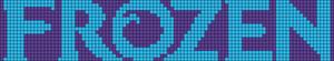 Alpha Friendship Bracelet Pattern #12844