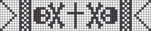 Alpha pattern #12845