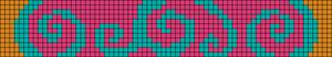 Alpha pattern #12846
