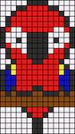 Alpha pattern #12852